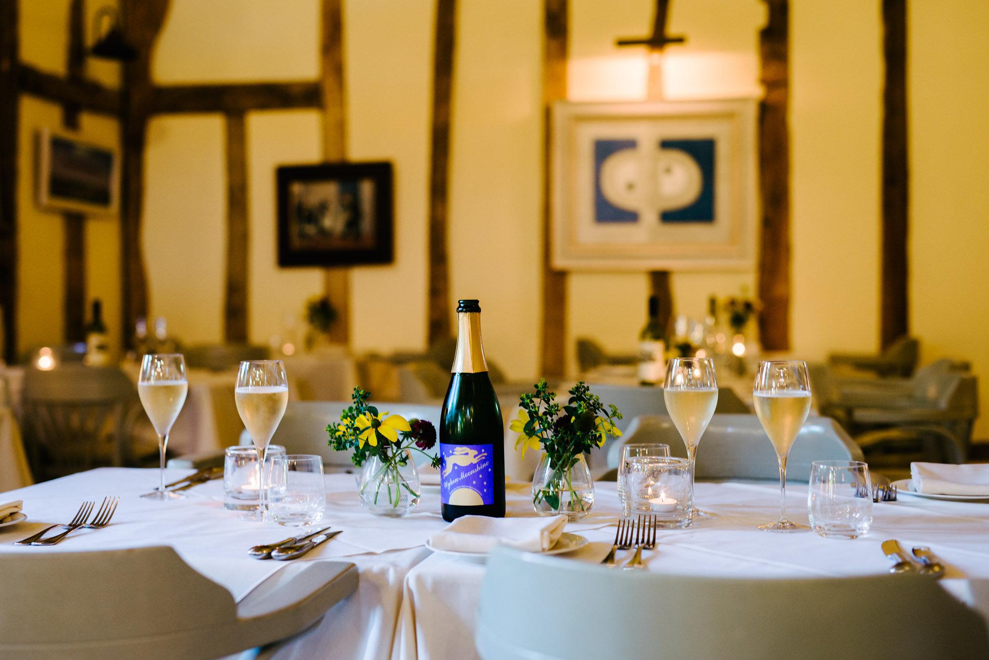 Leaping Hare Vineyard Restaurant
