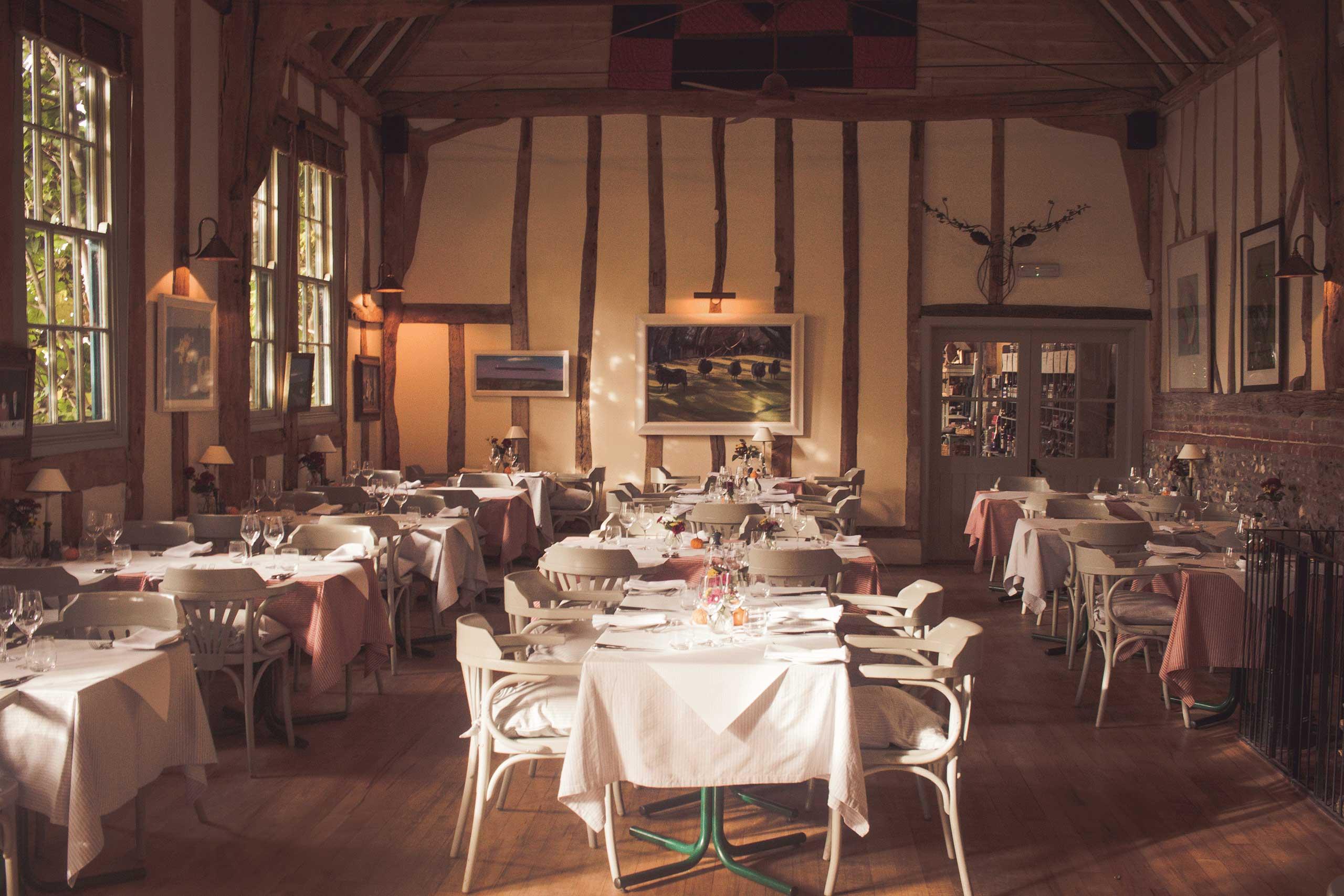 Top 100 Restaurant in the UK!