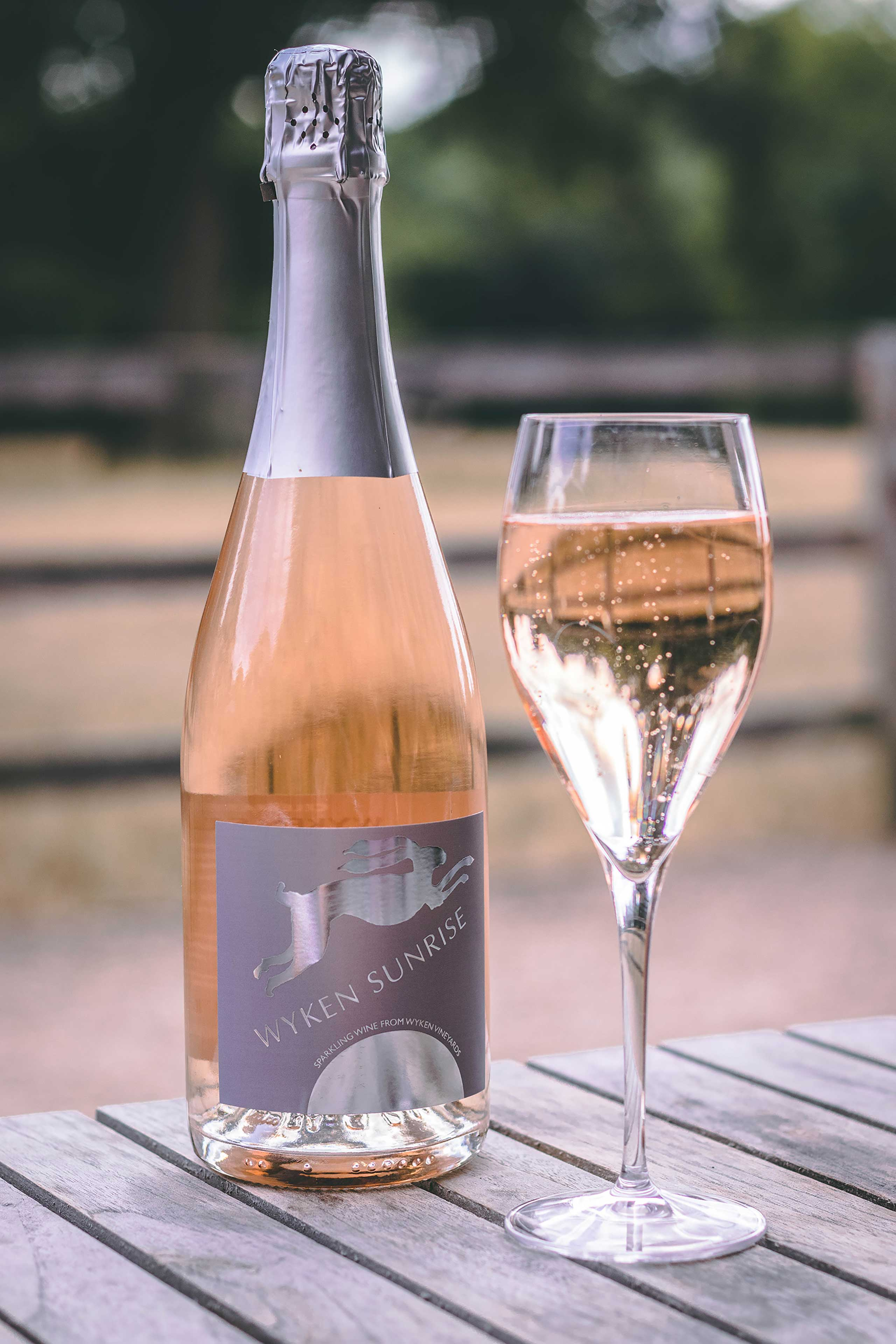 Wyken Sunrise: our limited edition vintage