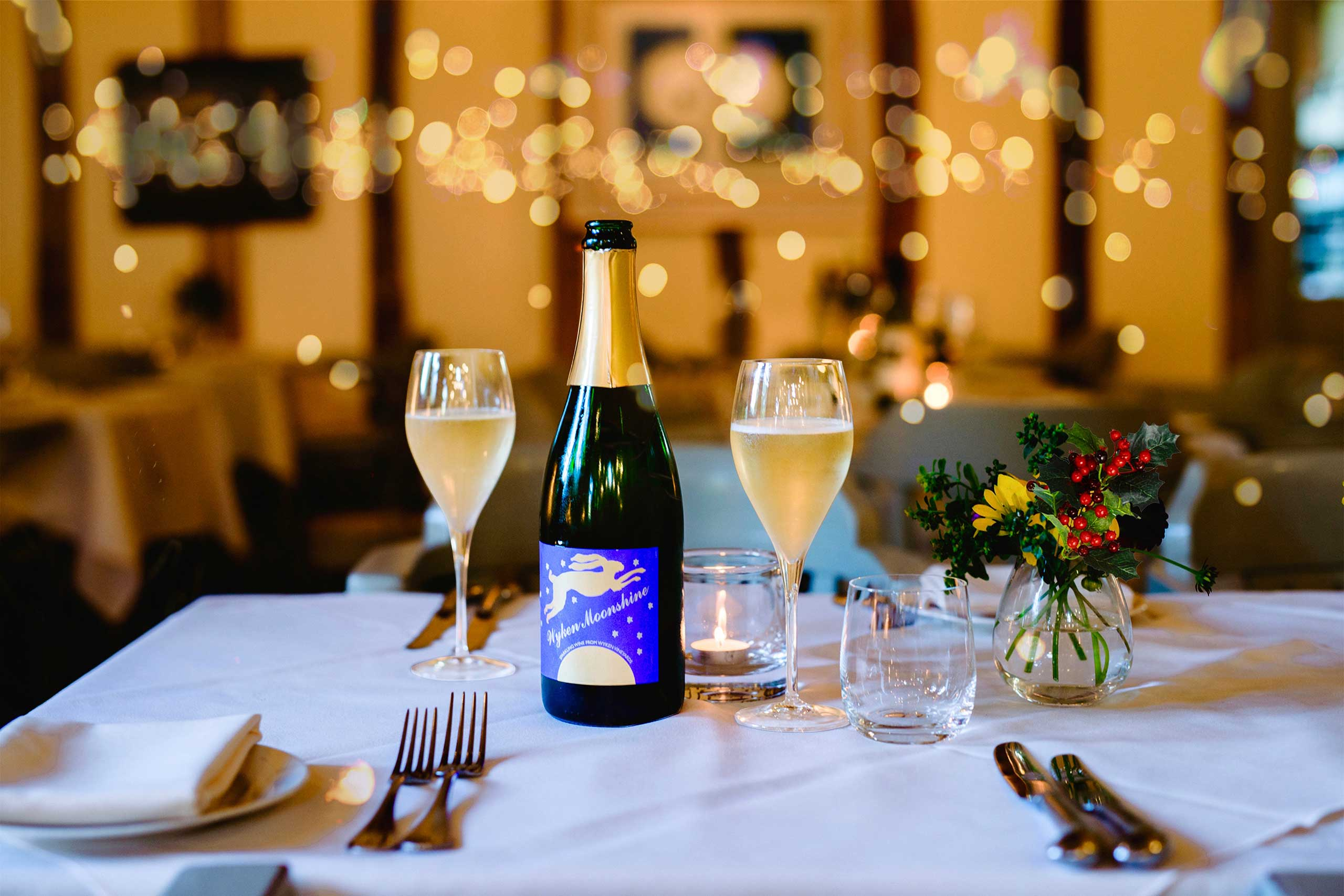 Christmas at The Leaping Hare Vineyard Restaurant & Café