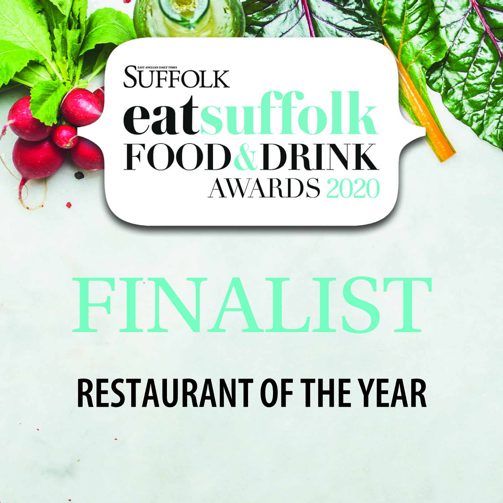 Restaurant of the year finalists!